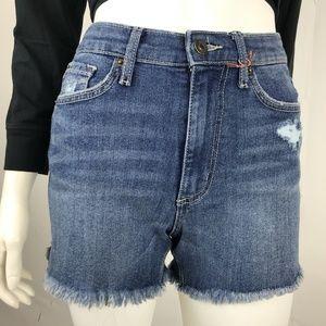 Ella Moss High Waist Shorts 26
